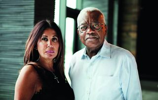 In the concluding part of Sir Trevor McDonald's documentary about the wives, girlfriends and daughters of American mobsters