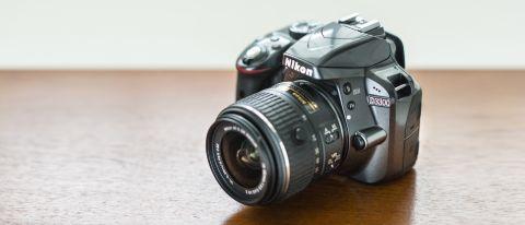 Nikon D3300.