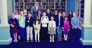 Richard Osman joins the search for the UK's brightest child