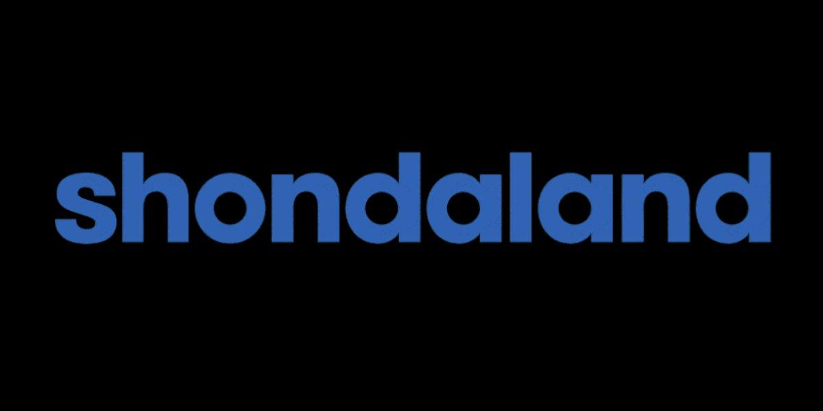 The logo for the Shondaland website