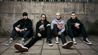 A press shot of The Amity Affliction