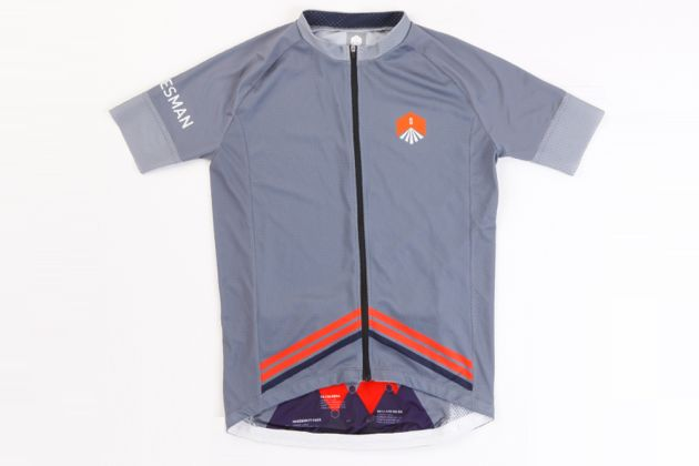 spokesman climbers jersey