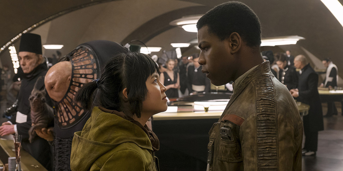 Star Wars Book Reveals What Happened After Rose Kissed Finn In The Last Jedi