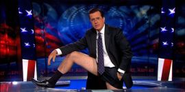 Stephen Colbert Reveals How It Feels To Film The Late Show In An Empty Room