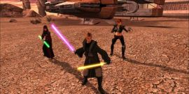 Knights Of The Old Republic Remake Shut Down By Lucasfilm