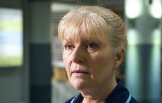 Duffy faces an uncertain future in Casualty