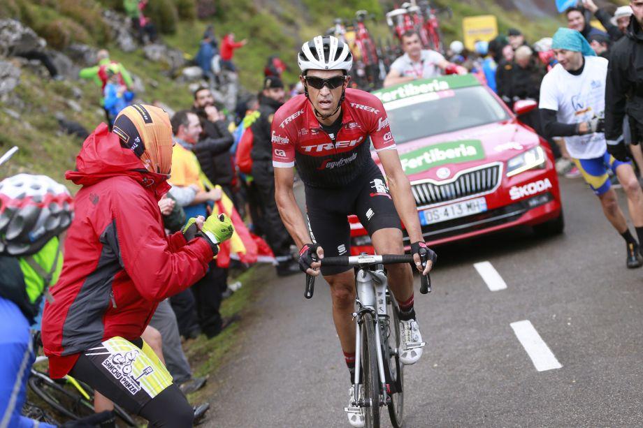 Lachlan Morton's Everesting record has been broken…by Alberto Contador