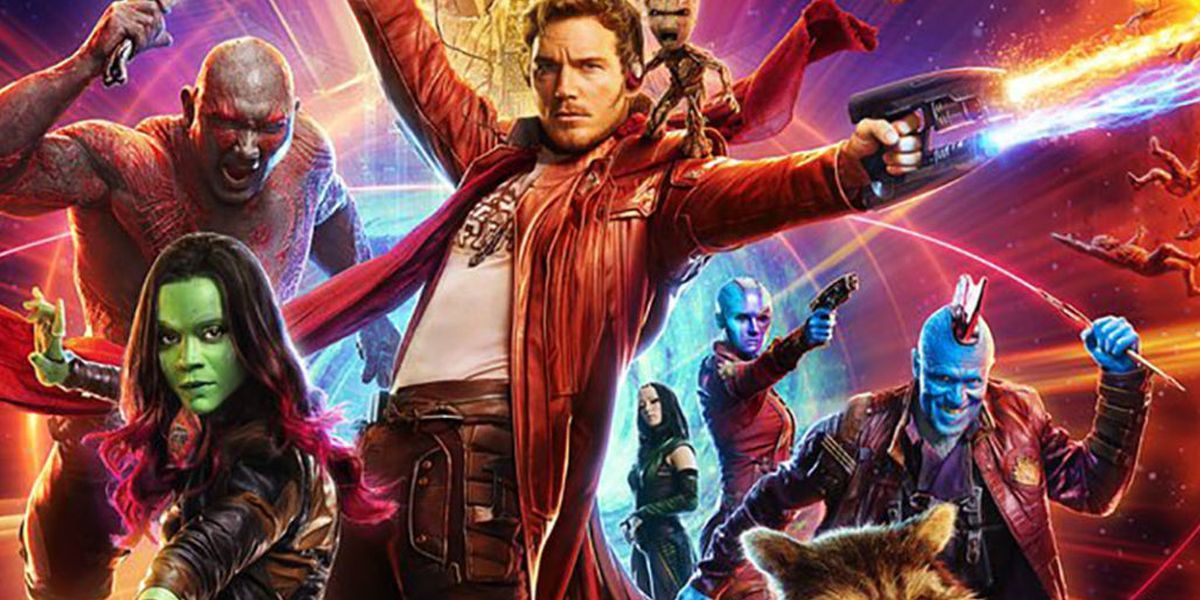 Guardians of the Galaxy Vol. 2 poster