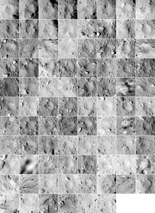There's Something Weird About the Craters of Asteroid Ryugu