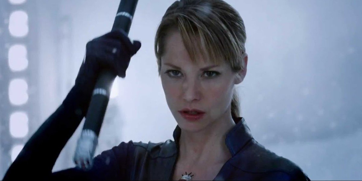 Sienna Guillory in Resident Evil