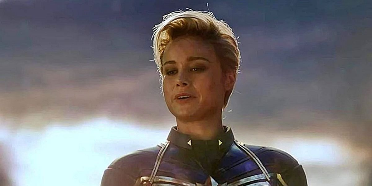 Check Out The Helmeted Captain Marvel Look Avengers: Endgame Almost Used