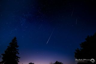 2014 Perseid Meteor Shower