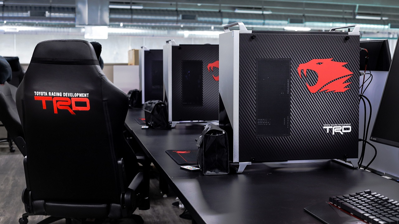 iBuyPower is teaming up with Toyota to create custom PCs and train race car drivers | PC Gamer