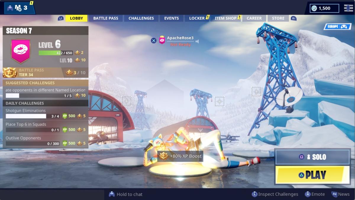 Fortnite Lobby Background Season 3 Fortnite Generator