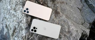 iPhone 12 Pro or iPhone 11 Pro