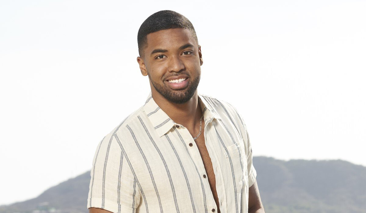 Bachelor in Paradise Ivan Hall