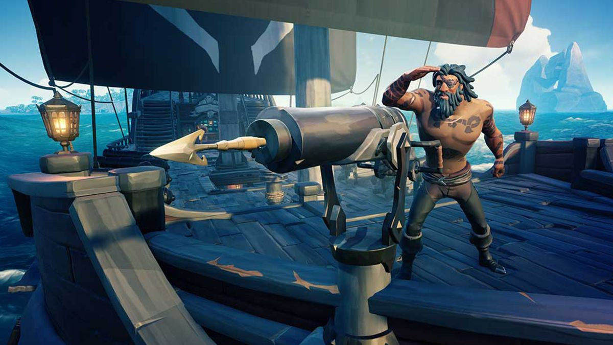 Sea of Thieves found its niche by leaving enough space for the imaginative to create something unique