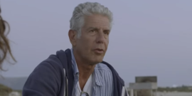 Anthony Bourdain Fans Share Touching Posts To Mark Anniversary Of Chef's Death