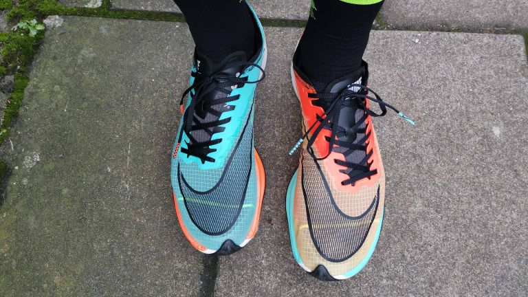 Nike Zoomx Vaporfly NEXT% first run
