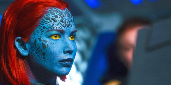 X-Men Dark Phoenix Mystique Jennifer Lawrence