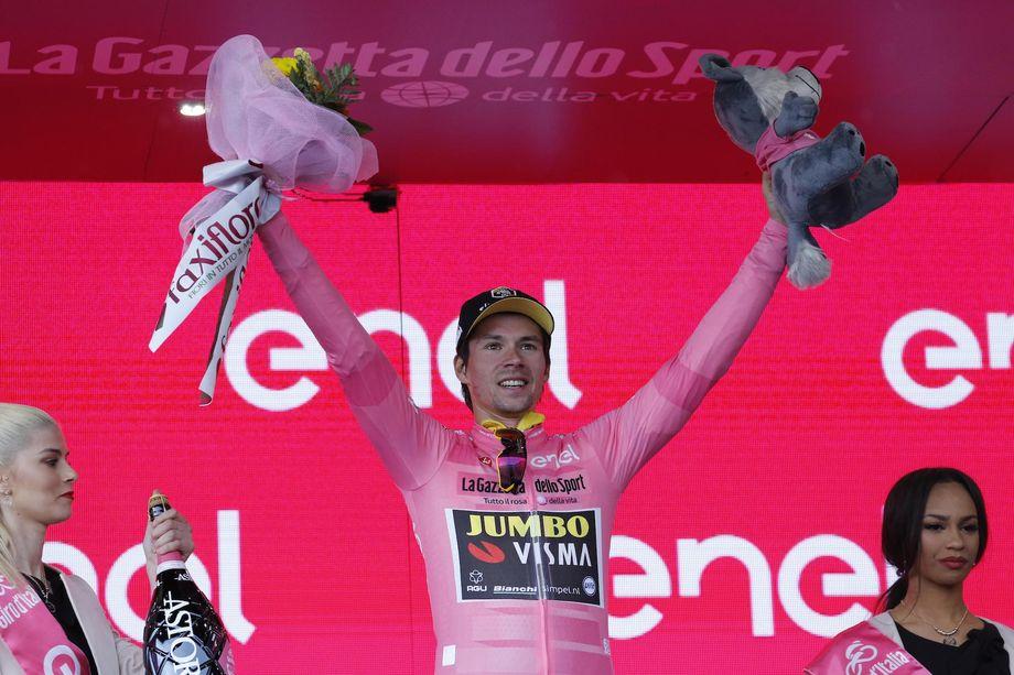 Primož Roglič to ride Vuelta a España