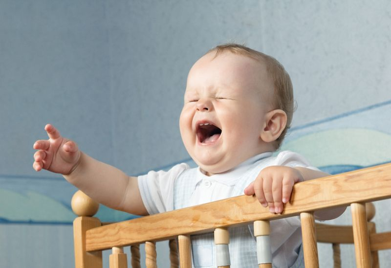 Why It's OK to Let Your Baby 'Cry It Out' | Live Science