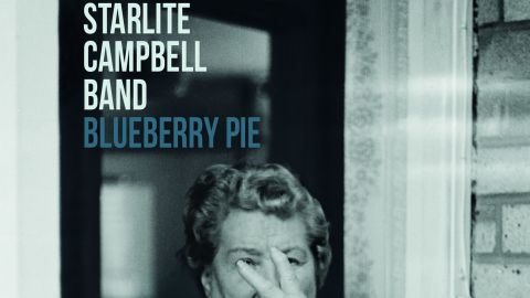 Cover art for Starlite Campbell Band - Blueberry Pie album