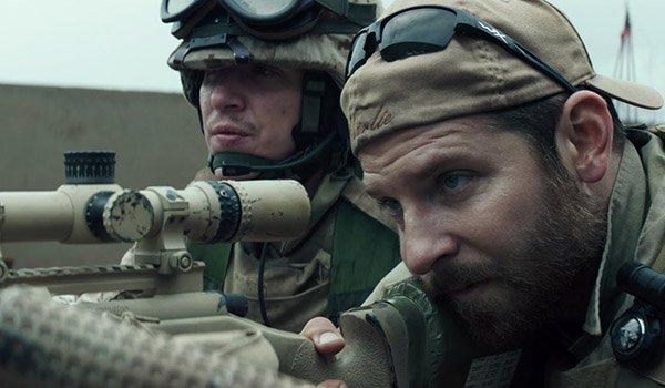 American Sniper Bradley Cooper fit