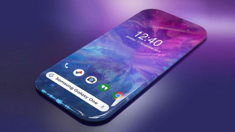 Samsung Galaxy One concept