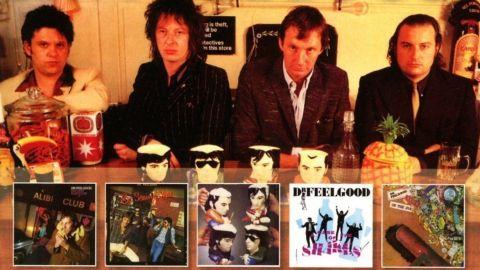 Dr. Feelgood Original Album Series album cover