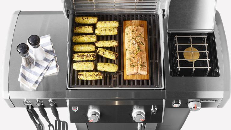 Bag a Weber gas bbq in time for the bank holiday – this one has £600 off | Real Homes