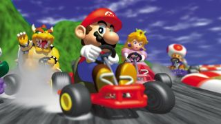 Mario Kart Tour beta is live now, check to see if you got in