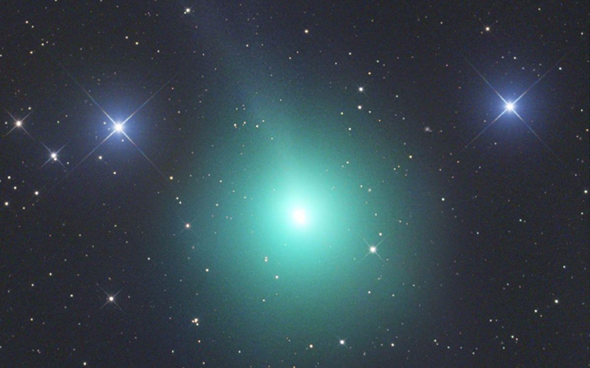 Amazing Photos of Comet 2018/Y1 Iwamoto!