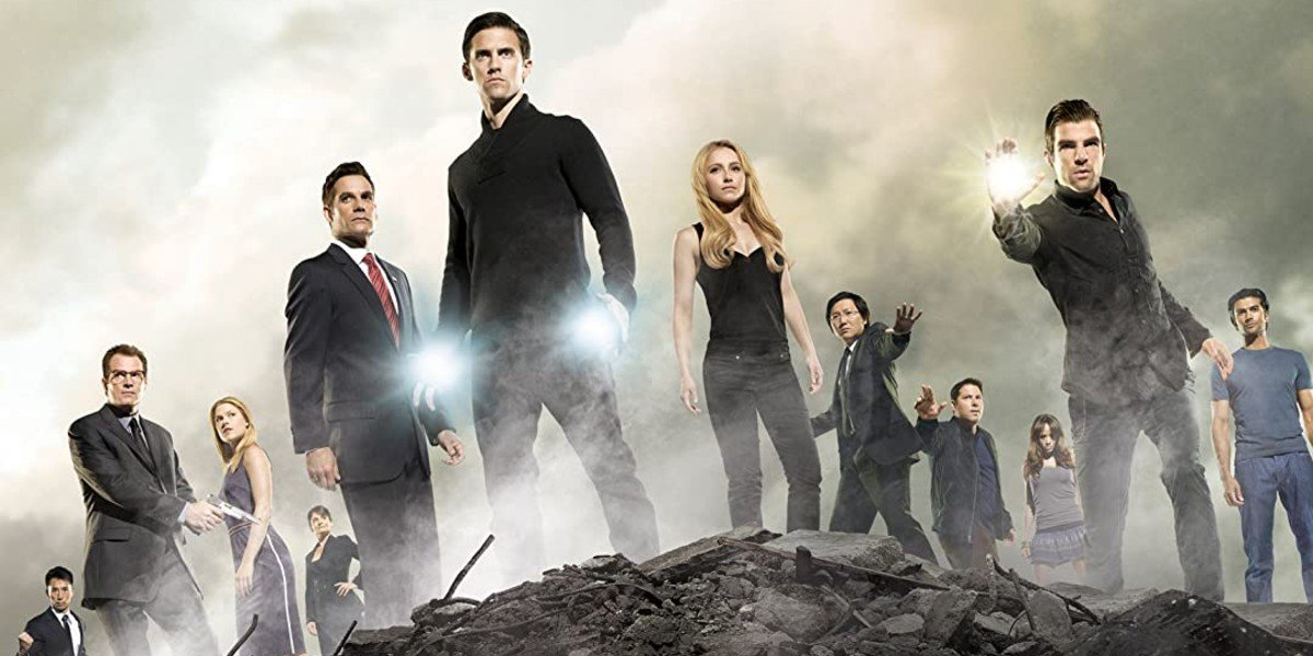 Promotional Still for NBC's Heroes
