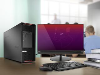 Lenovo P920 ThinkStation running Ubuntu 20.04