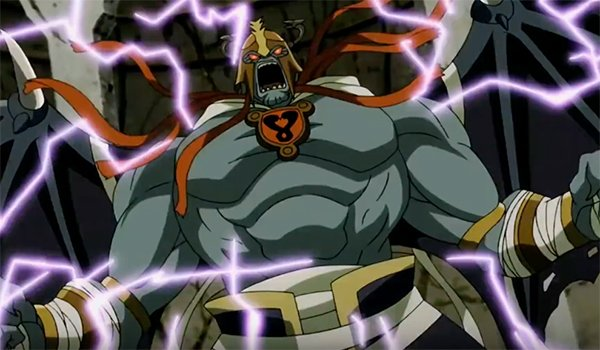 Mumm-Ra in the 2011 ThunderCats series