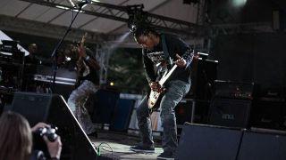 Botswana band Wrust