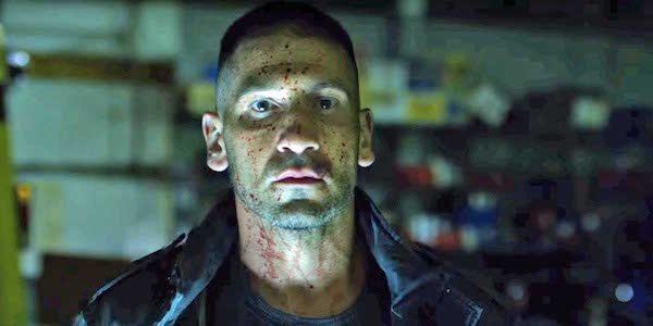 Jon Bernthal as the Punisher in Daredevil