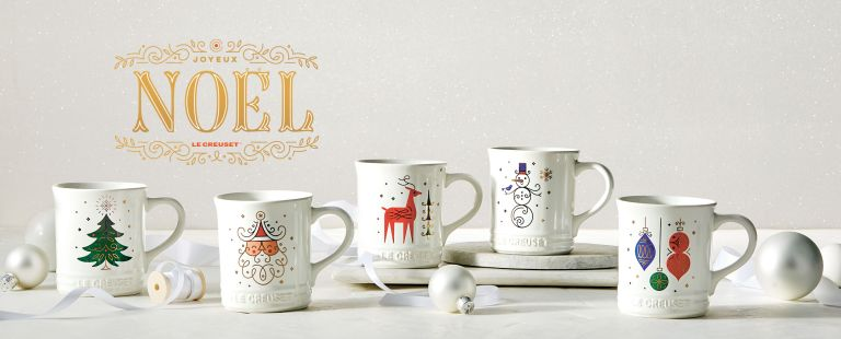 Le Creuset Christmas collection