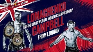 Lomachenko vs Campbell live stream boxing