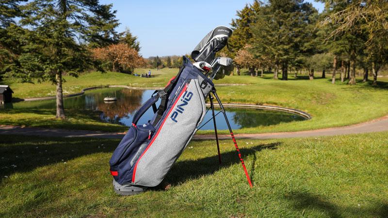 Ping Hoofer Lite Stand Bag, Best golf gifts for men