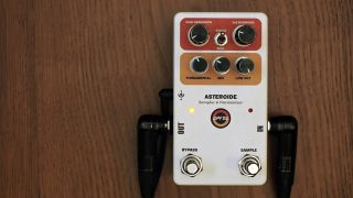 OPFXS Asteroide pedal