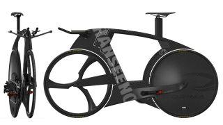 Adam Hansen custom bike
