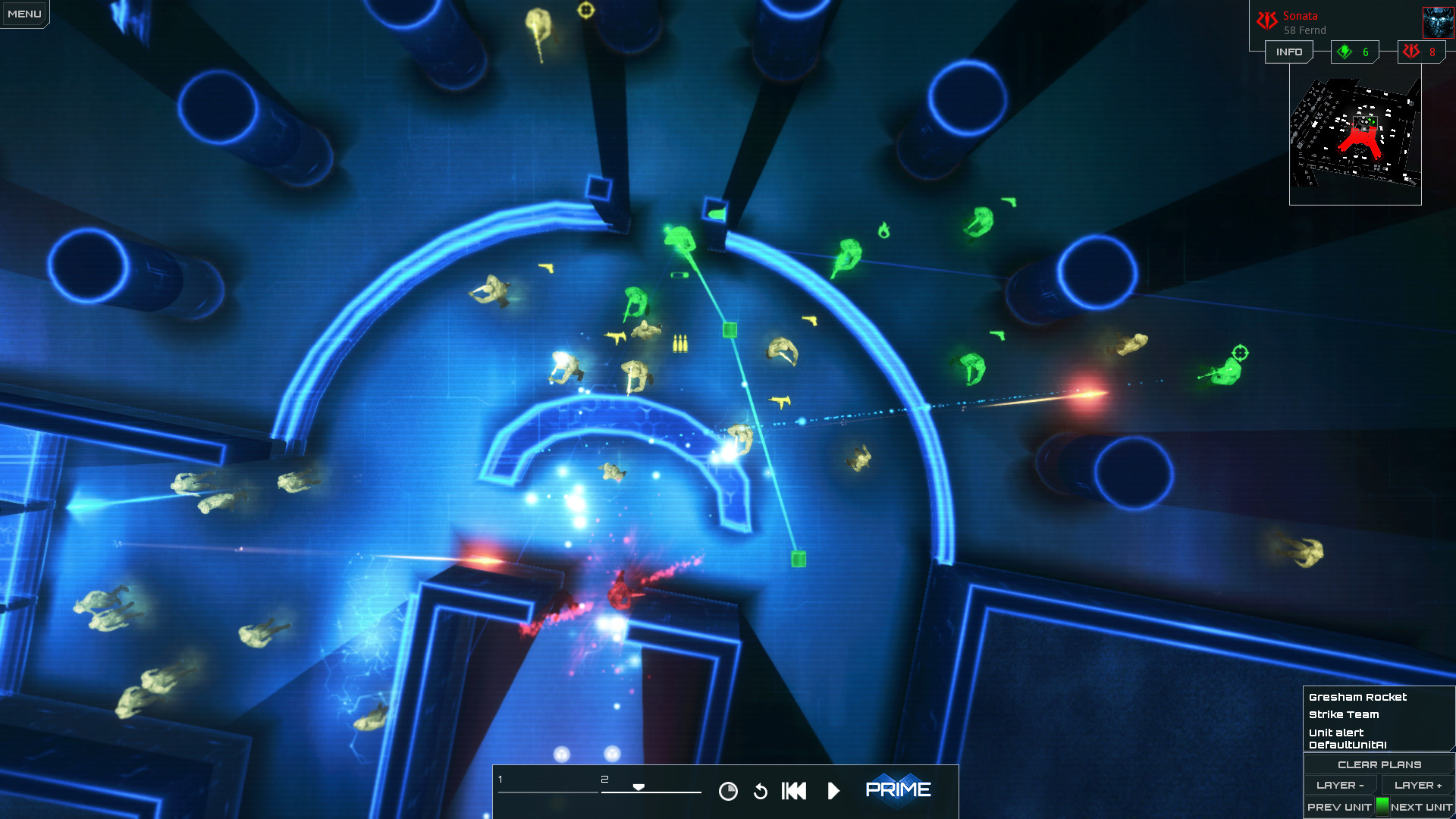 Get ready for tactical shenanigans with Frozen Synapse 2's