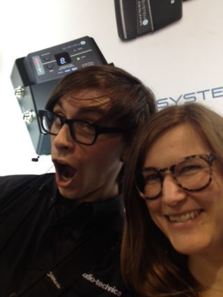 What Made Me Selfie-Conscious at NAMM 2014