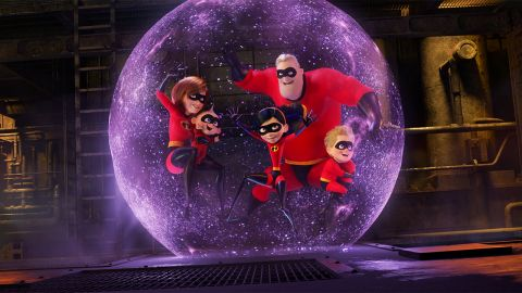 An image from Incredibles 2
