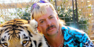 Sounds Like Joe Exotic's Feeling Pretty Confident About Getting Out Of Prison