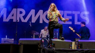 Marmozets at Reading festival