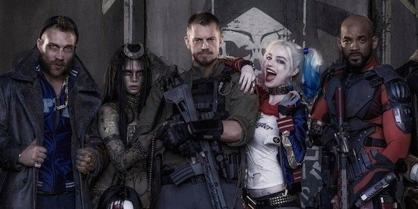 Promo shot from Suicide Squad