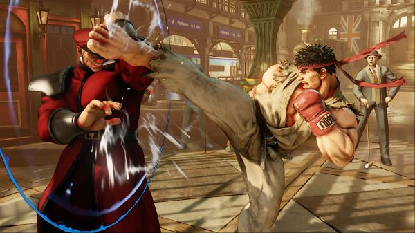 Street Fighter 5 is getting a free trial in August | PC Gamer